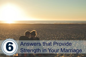 How do married couples combat the misconceptions of marriage within society? How can their marriage succeed?