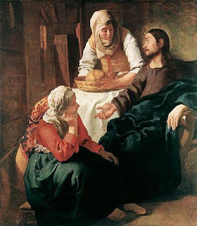 Feast of St. Martha, Friday July 29th