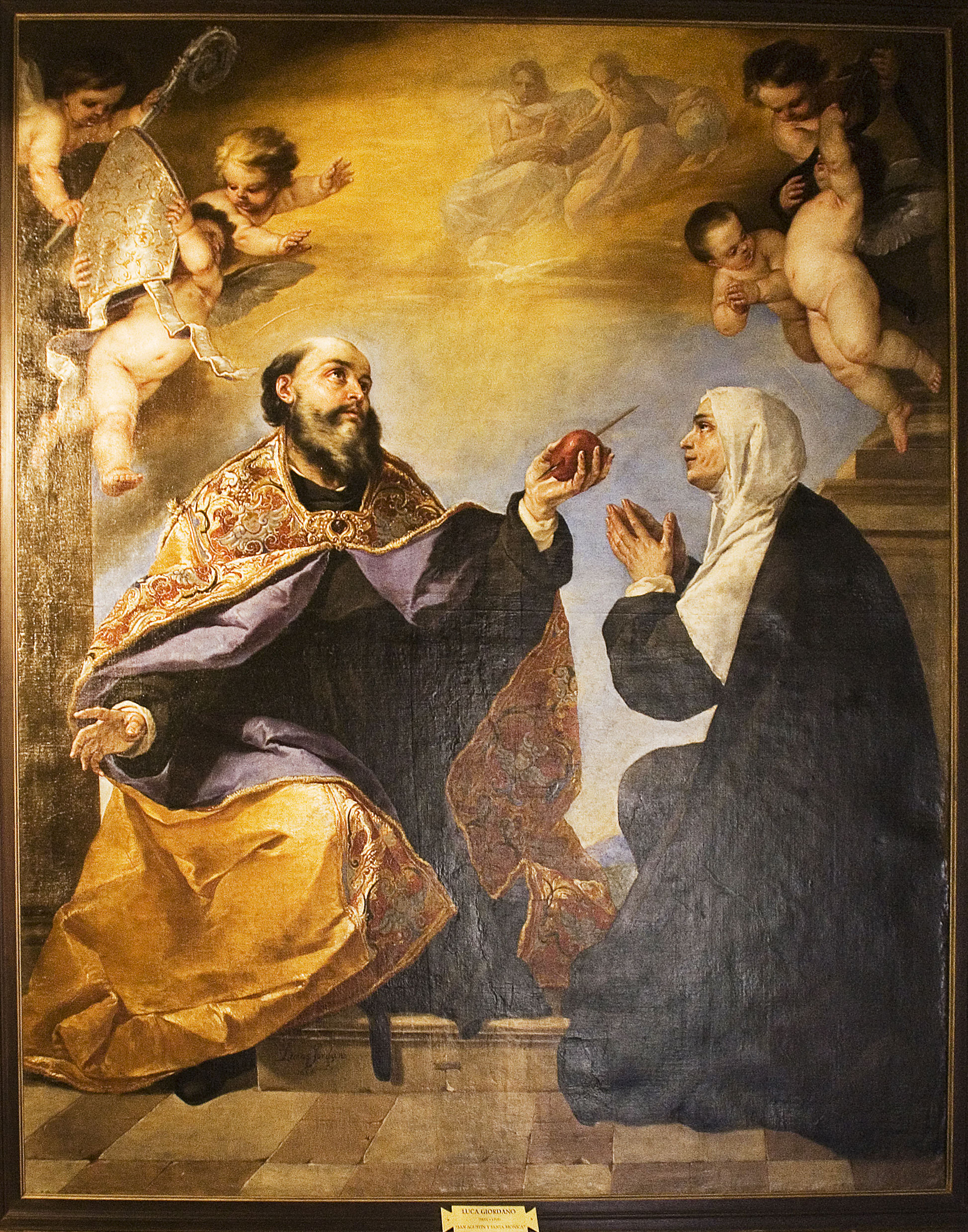 August 27 and 28: Feast Days of St. Monica and St. Augustine