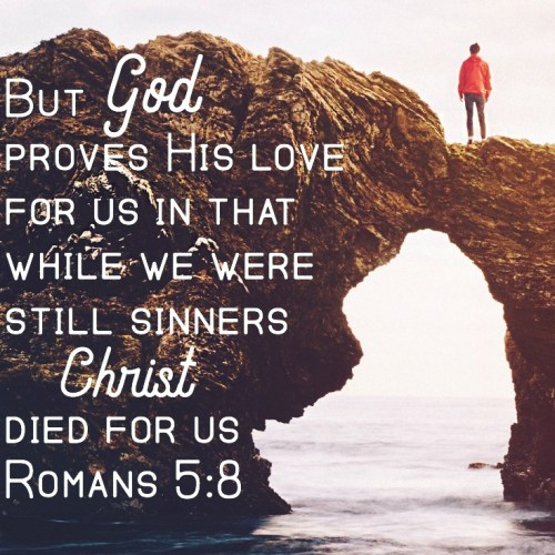 Romans 5:8: Jesus died for sinners. Good Friday and the Holy Week Triduum facts explained
