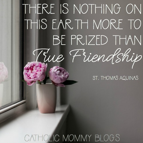 Our Friends: The Saints