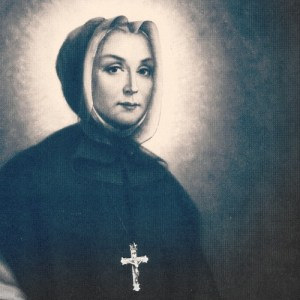 St. Marguerite d'Youville's feast day is Oct 16th