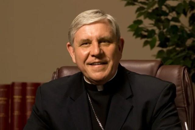 Archbishop Jerome E. Listecki of Milwaukee. .  File Photo/CNA.