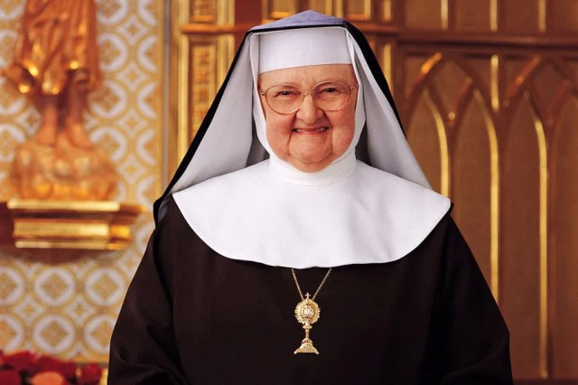 Mother Angelica Credit Ewtn