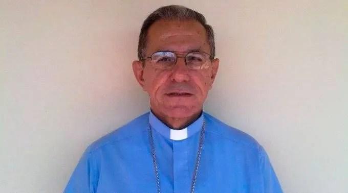 Archbishop Juan de la Caridad García Rodríguez. Credit: Iglesiacubana.net