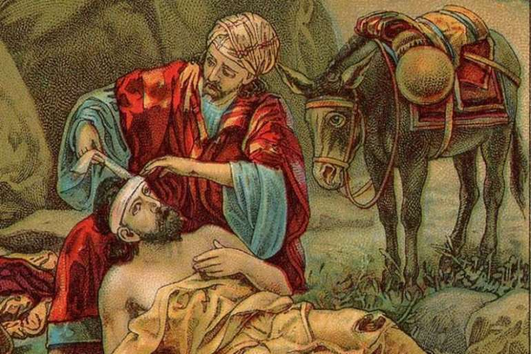 A gut feeling about the Good Samaritan