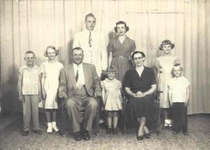 Ernest Kral family