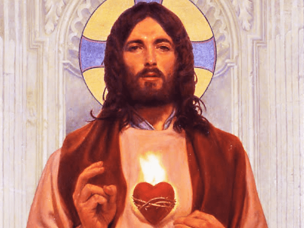 SOLEMNITY OF THE SACRED HEART OF JESUS.  Meaning of the Solemnity. AV summary + full text.