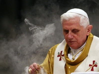 Pope Benedict XVI: Holy Thursday Homily