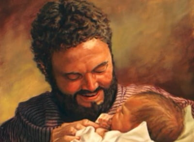 PRAYER TO ST. JOSEPH FOR ALL THE FATHERS (St. John XXIII).HAPPY FATHER'S DAY!
