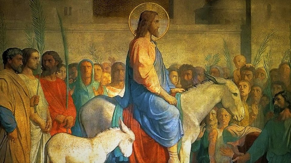 PALM SUNDAY Summary video + Divine Office 2nd reading