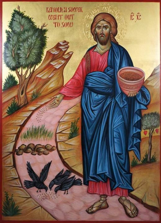 """DAILY GOSPEL COMMENTARY: THE PARABLE OF THE SOWER"""" (Mt 13:18–23). 2"""