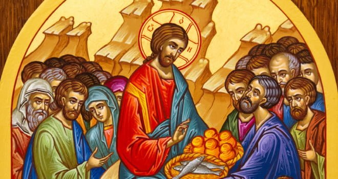 18th SUNDAY IN ORDINARY TIME YEAR A REFLECTION: THE MULTIPLICATION OF THE LOAVES AND FISH