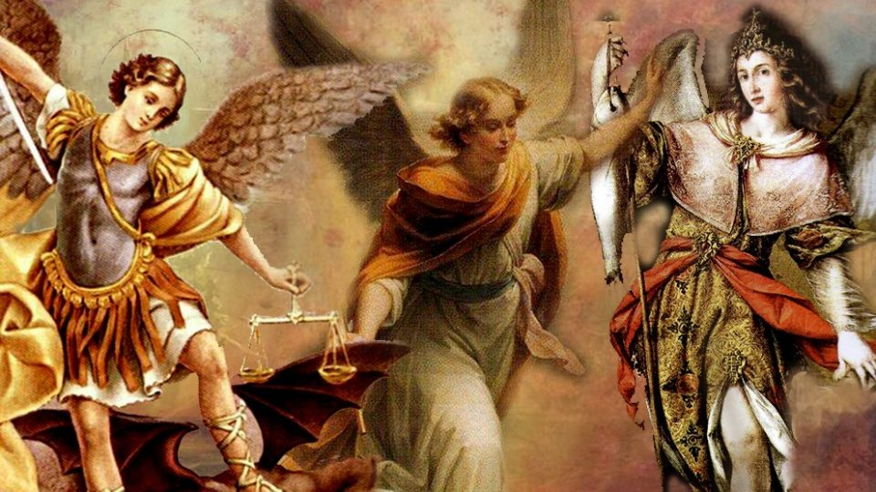 Sept. 29: STS. MICHAEL, GABRIEL, AND RAPHAEL, ARCHANGELS. MASS PRAYERS AND PROPER READINGS.