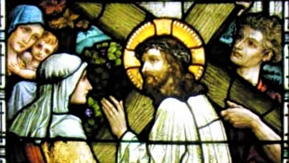 DAILY MASS, GOSPEL AND COMMENTARY: THE HOLY WOMEN (Lk 8:1–3).