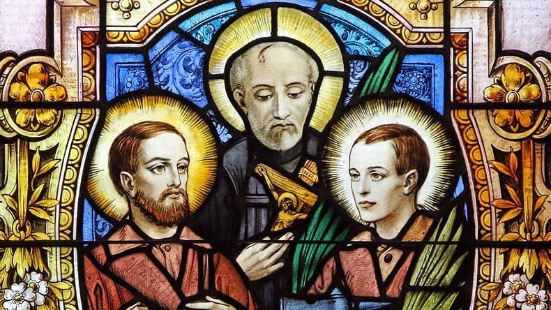 Oct. 19: Saints JOHN DE BRÉBEUF AND ISAAC JOGUES, Priests and Companions, Martyrs of Canada.
