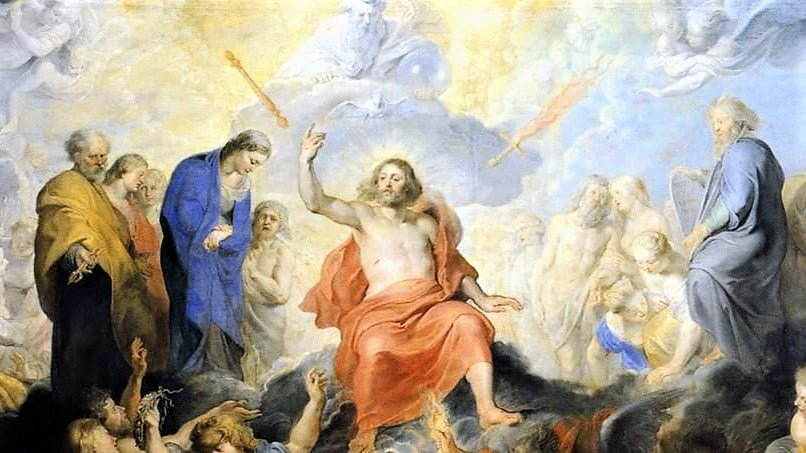 CHRIST THE KING SUNDAY GOSPEL, REFLECTION AND HOLY MASS: THE LAST JUDGMENT (Mt 25:31–46).