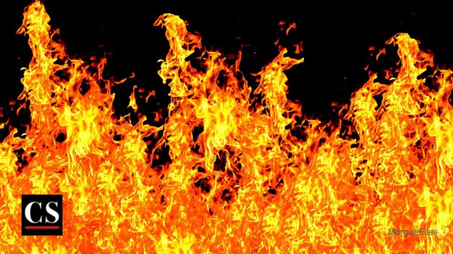 MorgueFIles - Flames
