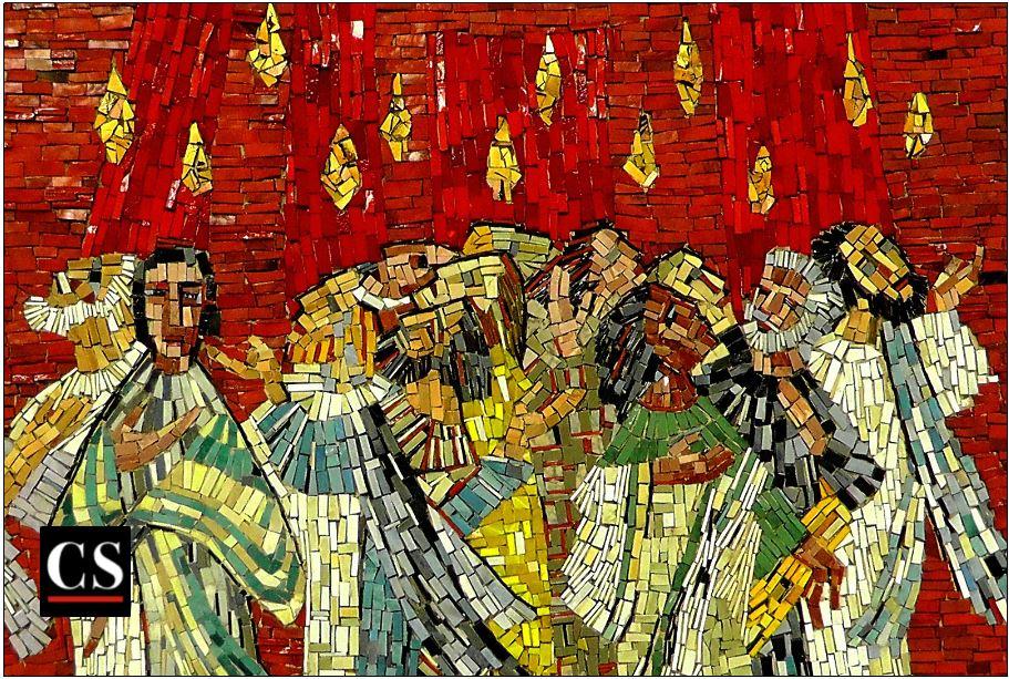 Holy Spirit, Pentecost