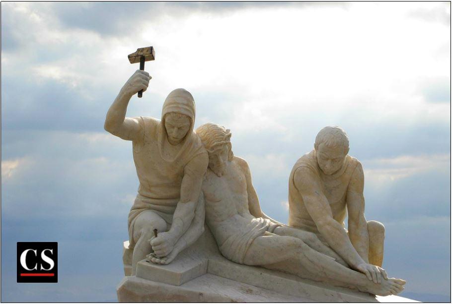 crucifixion, jesus