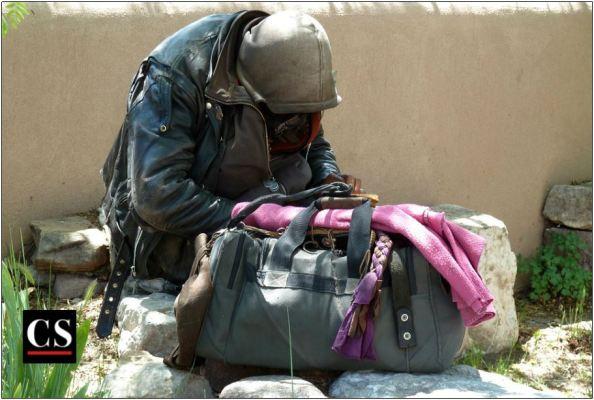 homeless, neighbor, jesus