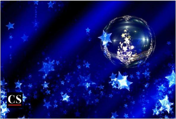 ornament-blue-glow