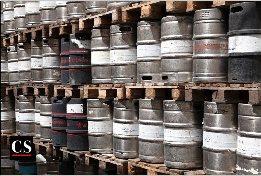 beer, barrel