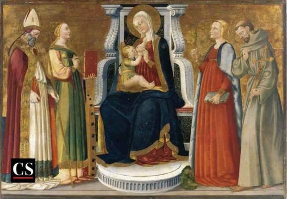 maria lacunas, mary, breastfeeding, our lady of la leche, maria lactans