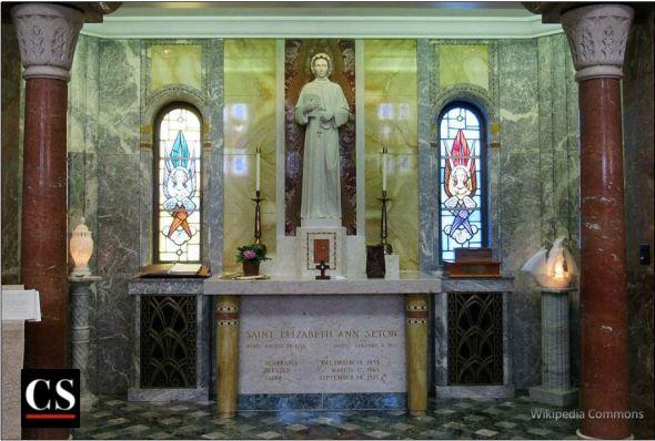 St. Elizabeth Ann Seton, Mother Seton