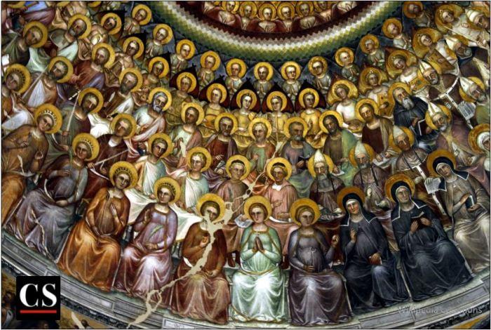 saints, discipleship