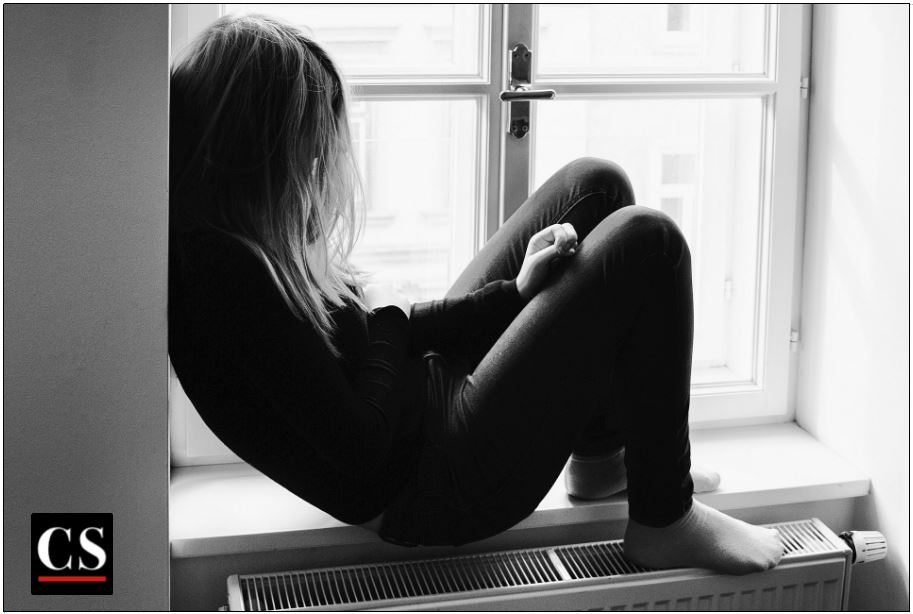 despair, ordeal, sad, depressed, girl