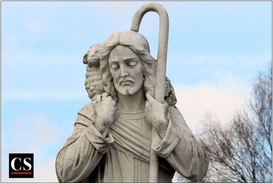 Jesus, Good Shepherd, salvation