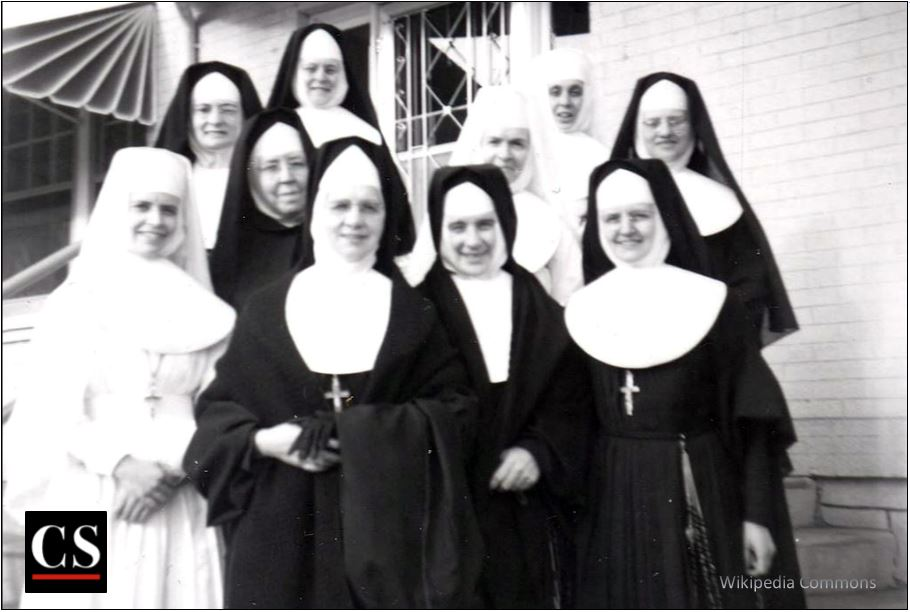 nun, religious, sister