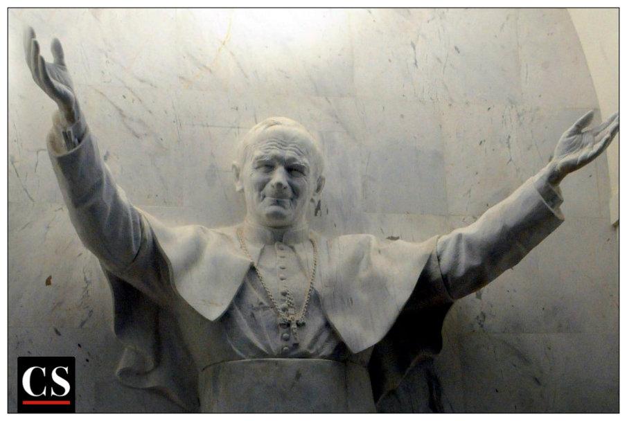 pope, john paul ii