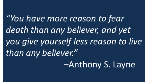 Anthony S. Layne - Nothing