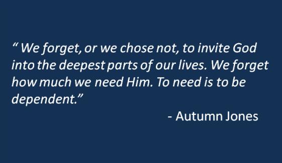 Autumn Jones - Prayer