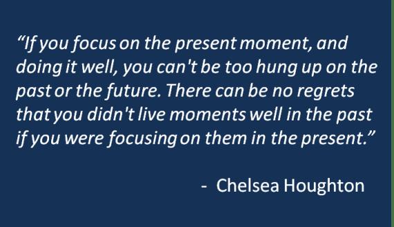 Chelsea Houghton - Happiness