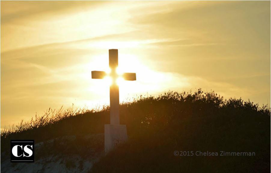 Chelsea - beach cross2