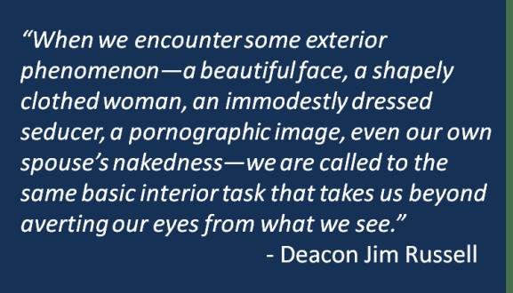 Deacon Jim - Purity of Heart