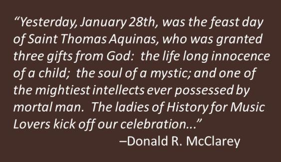 Donald R. McClarey - Aquinas
