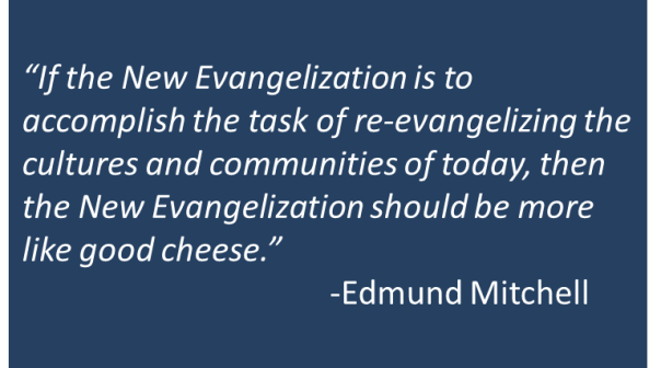 Edmund Mitchell - Good Cheese