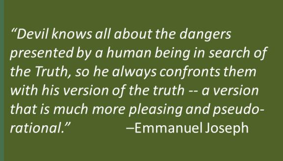 Emmanuel Joseph - Devil