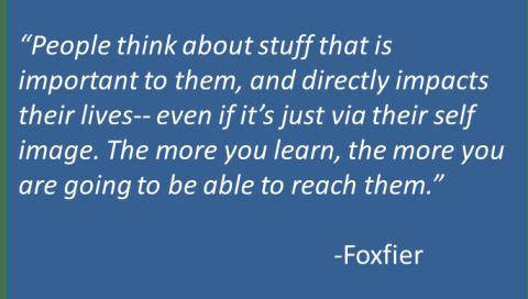 Foxfier - Popular Truth