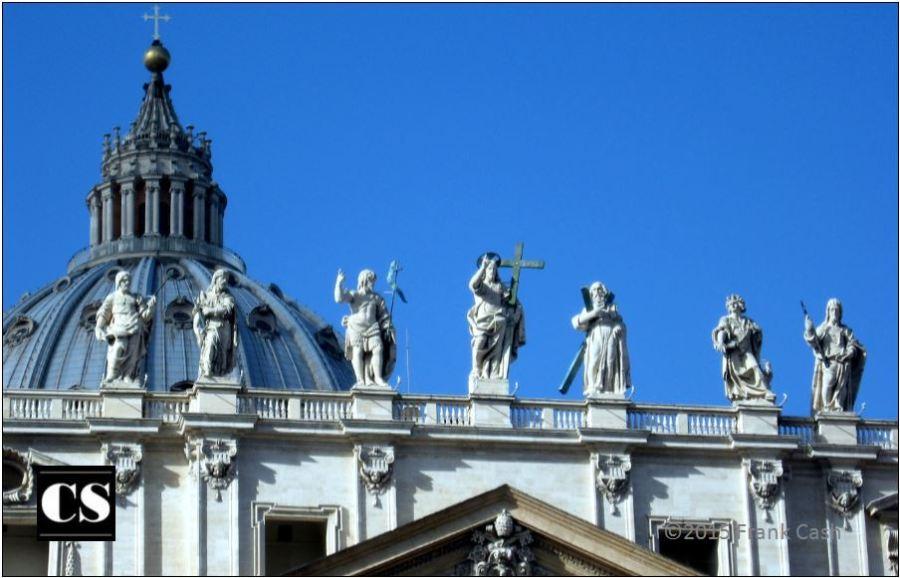 Frank - communion of saints