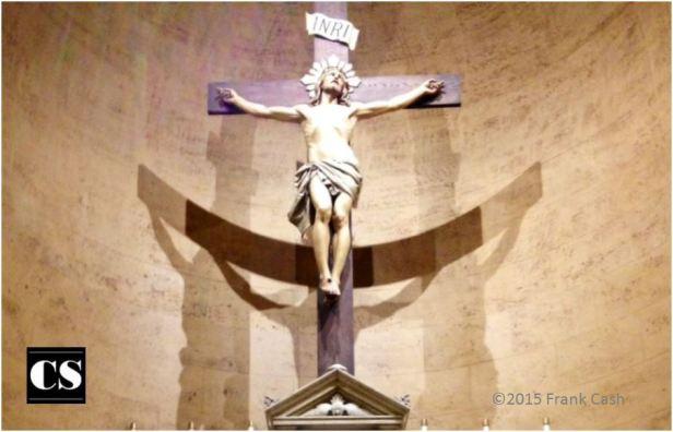 Frank - crucifix