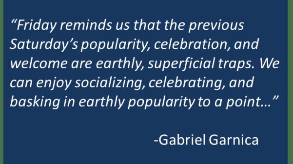 Gabriel Garnica - Friday