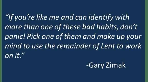 Gary Zimak - Spiritual Health