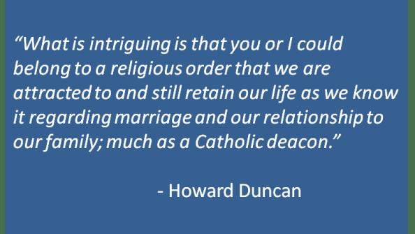 Howard Duncan - St. Francis