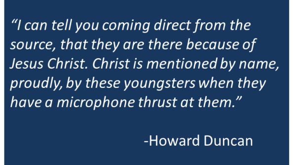 Howard Duncan - WYD