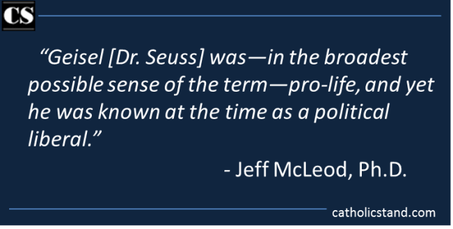 Jeff McLeod - Dr. Seuss